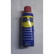 Аерозоль унів. WD-40 200 ml (балончик 200)
