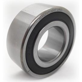 С цельным внутренним и наружным кольцом (107)