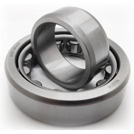 Серия NU (без бортов на внутреннем кольце) + различные модификации (264)